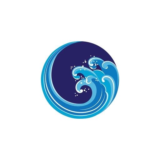 Global Wave Digital Logo